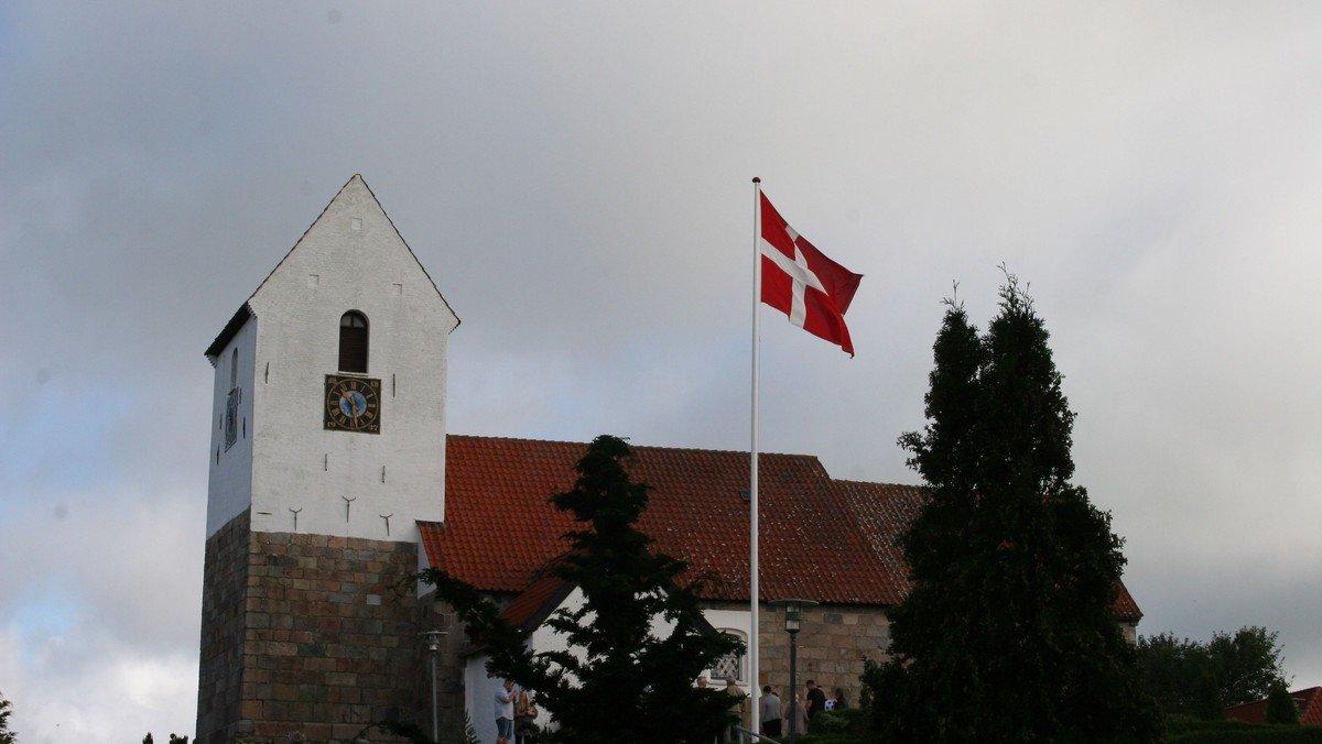 Gudstjeneste i Vognsild Kirke