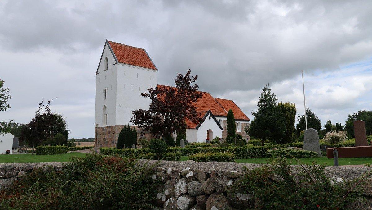 Sangaften i Haubro Kirke