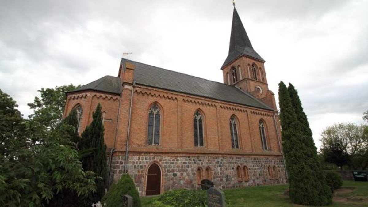 Erntedank-Gottesdienst in Berkholz