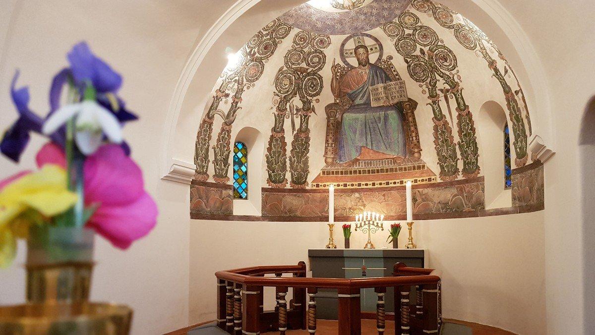 Gudstjeneste i Svingelbjerg Kirke - Aflyst