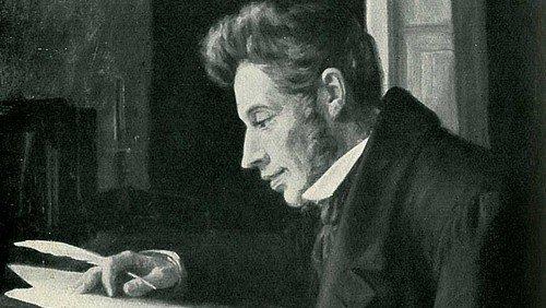 AFLYST Søren Kierkegaard studiegruppe kl. 10.00 pga. corona