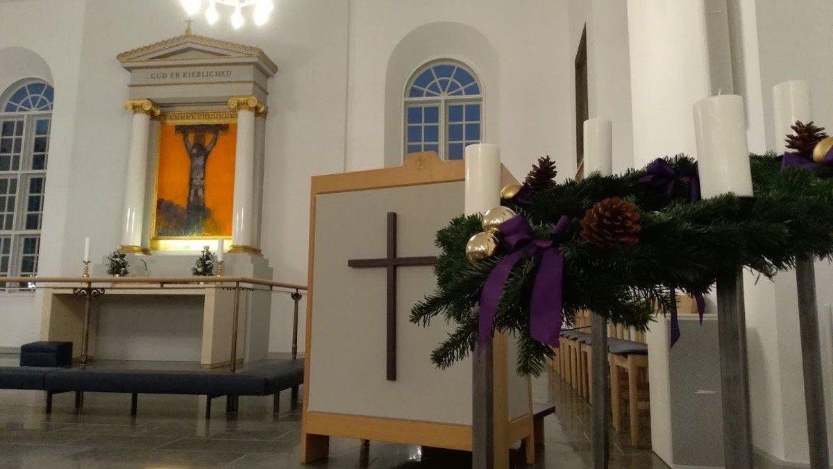 3. søndag i advent: 9.00-Gudstjeneste