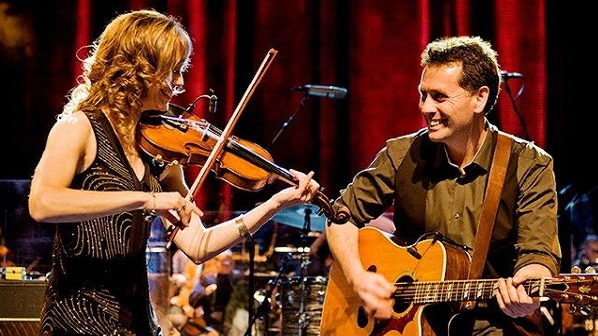 Julekoncert med Jane & Shane