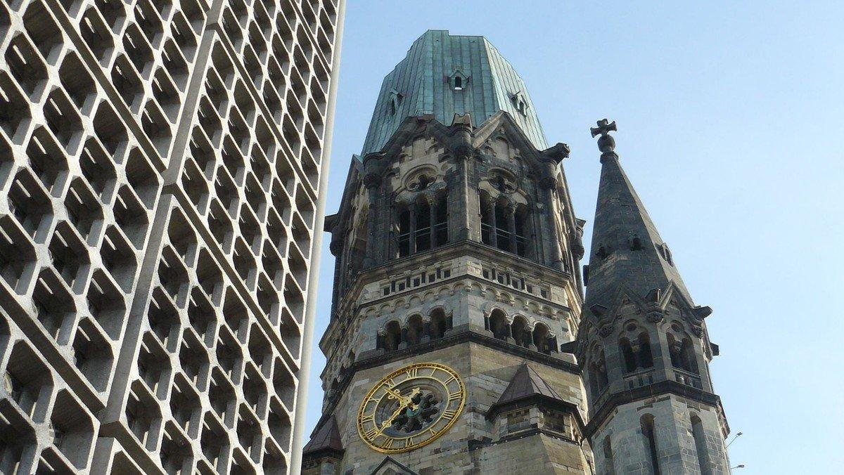 """""""Gedächtnis und Kirche"""" Dialog-Festvortrag 125 Jahre Kaiser-Wilhelm-Gedächtnis-Kirche"""