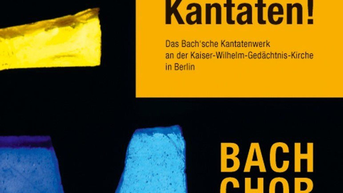 "J. S. Bach | Kantate Nr. 146 ""Wir müssen durch viel Trübsal"" (im Stream)"