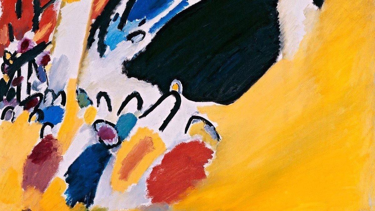 Ord & Musik i Husumvold Kirke / med tilmelding / Schönberg-Kandinsky