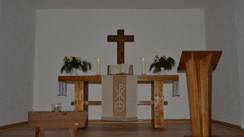 FÄLLT AUS - Gottesdienst in Felsen