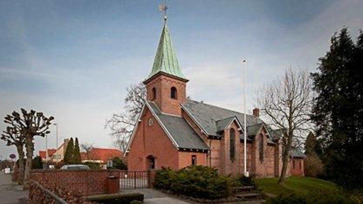 AFLYST Børnekor:  Optræder ved gudstjeneste i Humlebæk Kirke