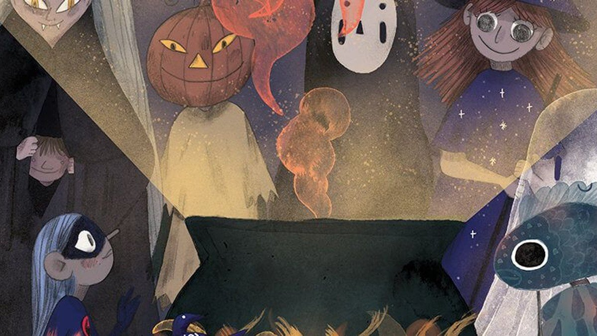 Halloweengudstjeneste for familien kl. 17 / husk tilmelding via linket her
