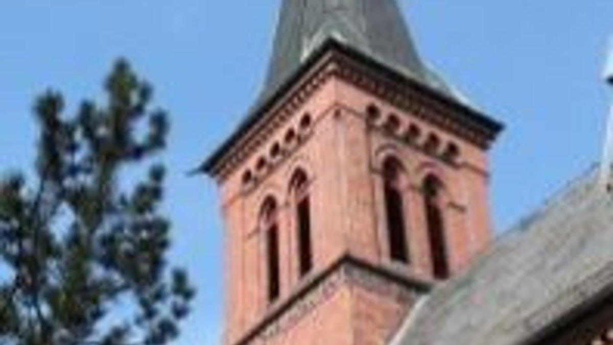 erste Sonntagsmesse in St. Joseph