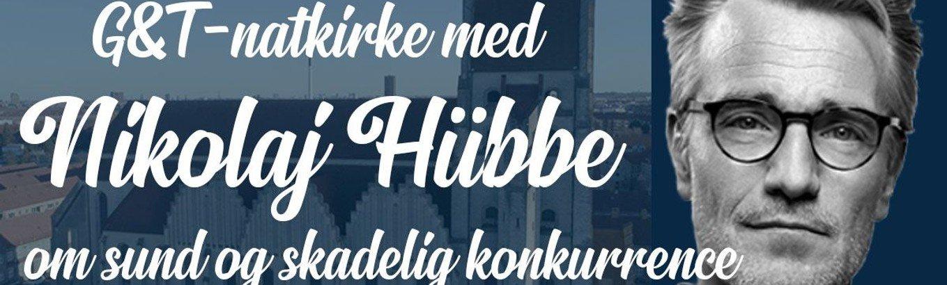 GT-natkirke med Nikolaj Hübbe