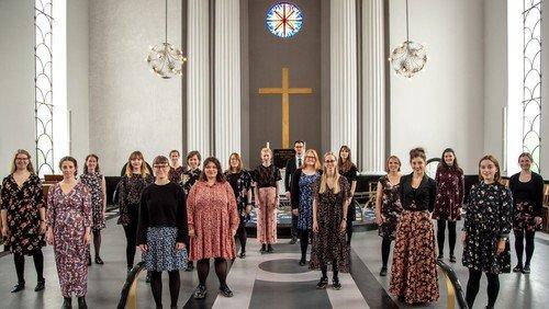 AFLYST: Julekoncert: Vox Mariæ