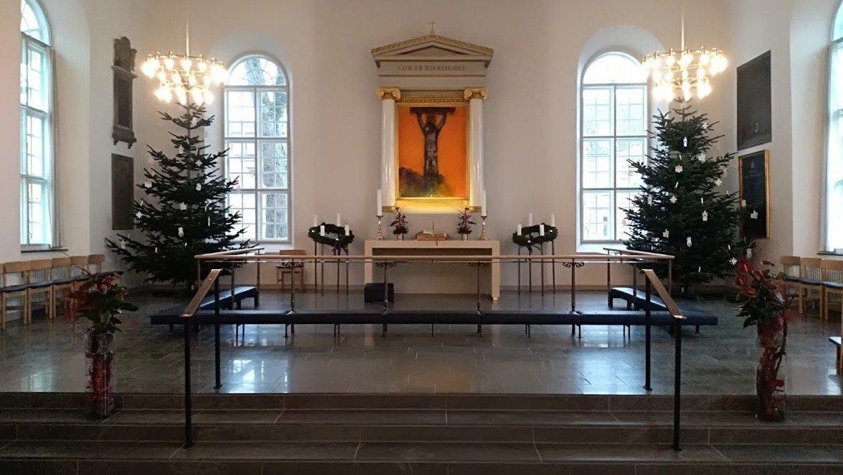 Juleaften gudstjeneste med tilmelding (åbner 1/12)
