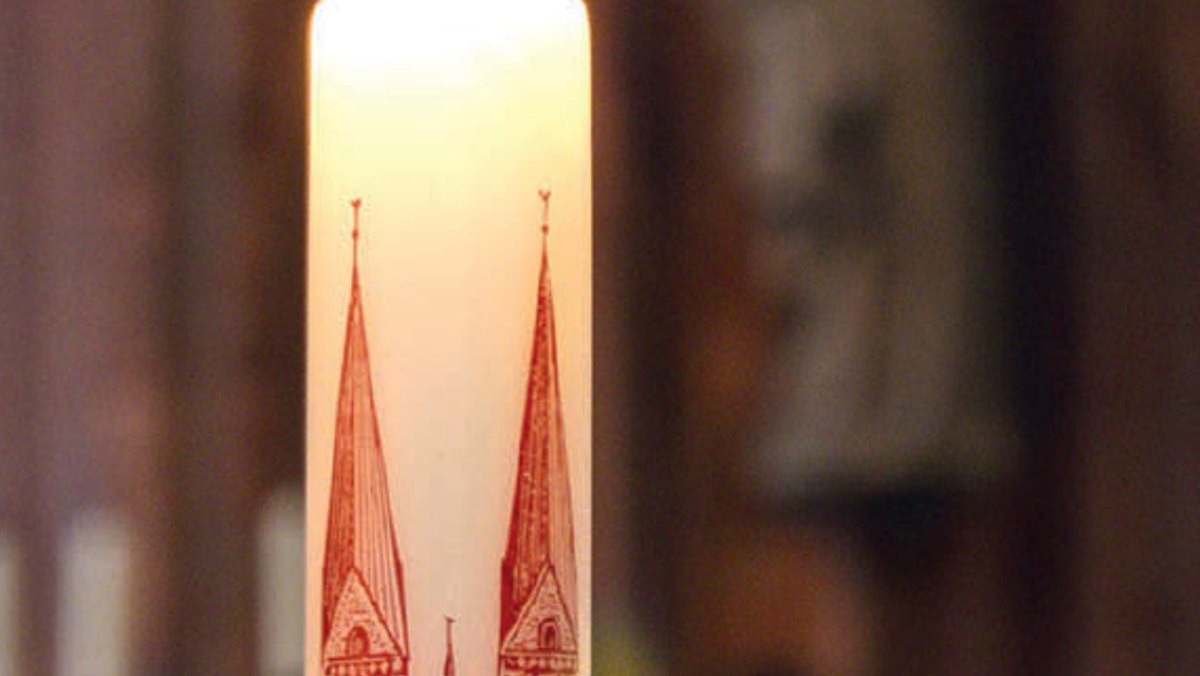 Weihnachtliches Konzert im Kerzenschein
