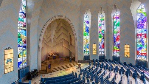 KEINE GOTTESDIENSTE in der Kreuzkirche bis auf Weiteres