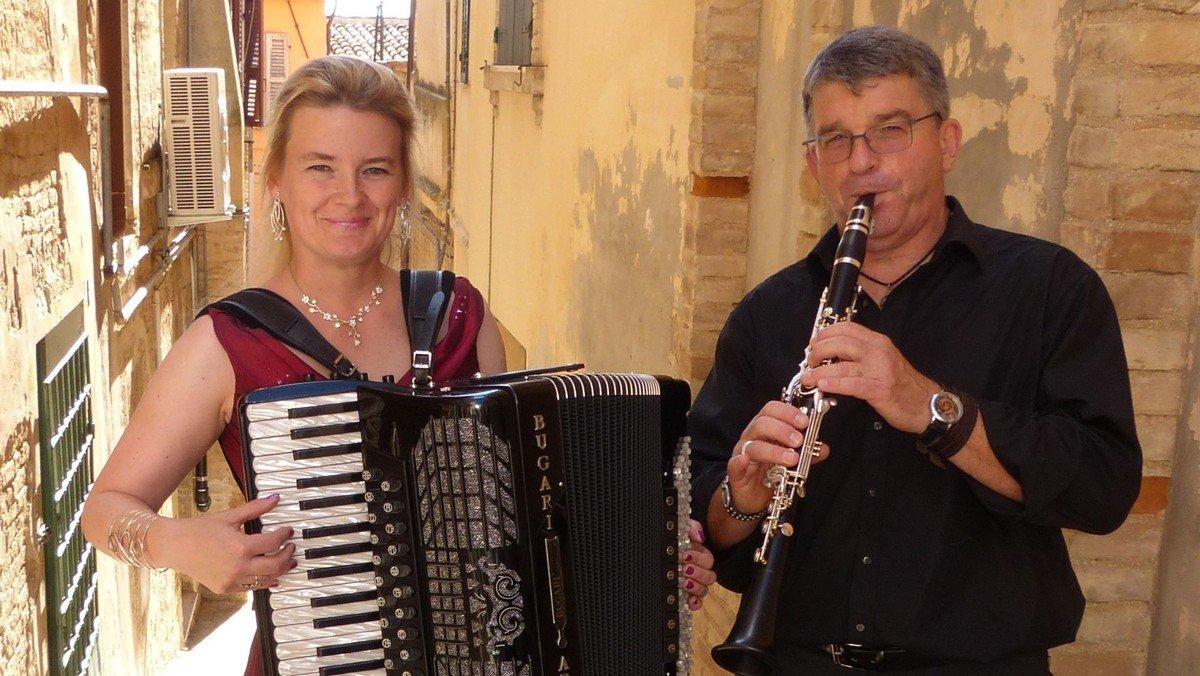 Regionaler Gottesdienst zum Valentinstag mit dem Duo Sing Your Soul