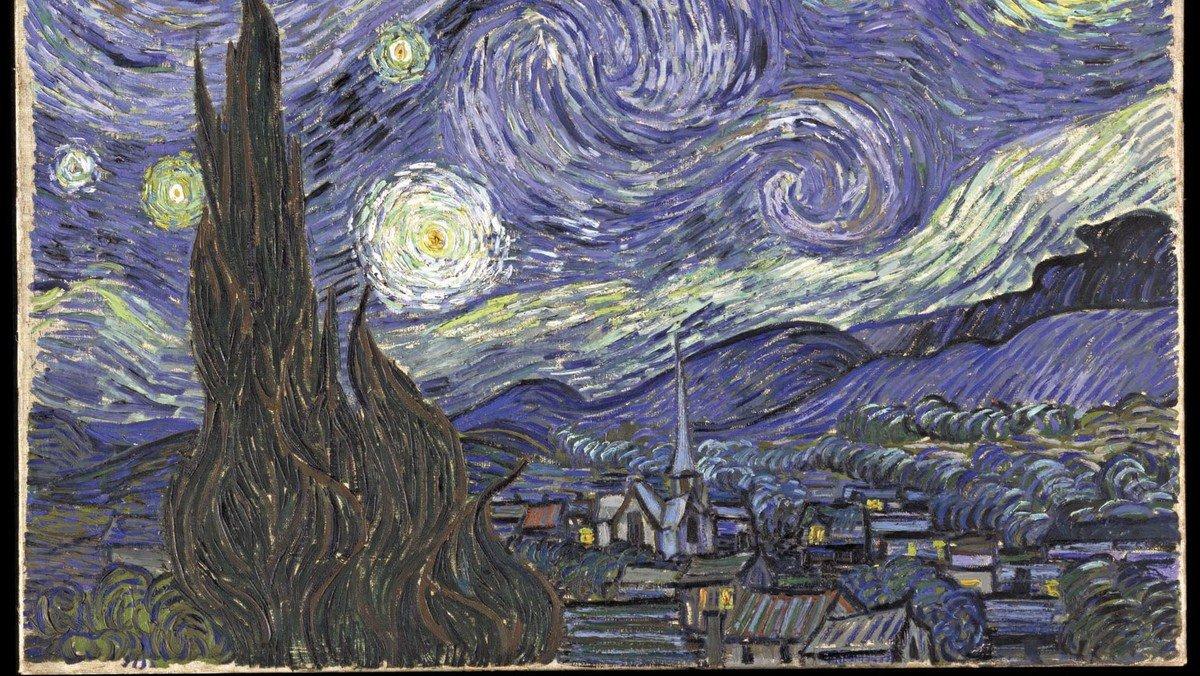 Højskoleeftermiddag med Rasmus Christian Olsen om van Gogh