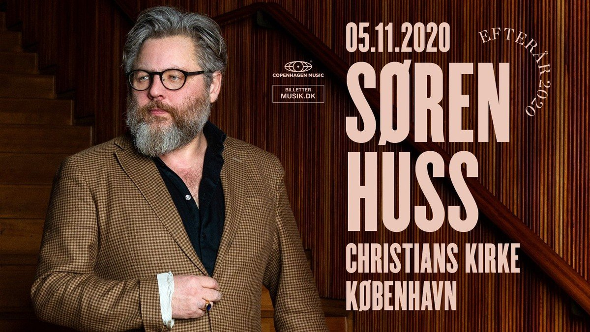 Søren Huss - UDSOLGT