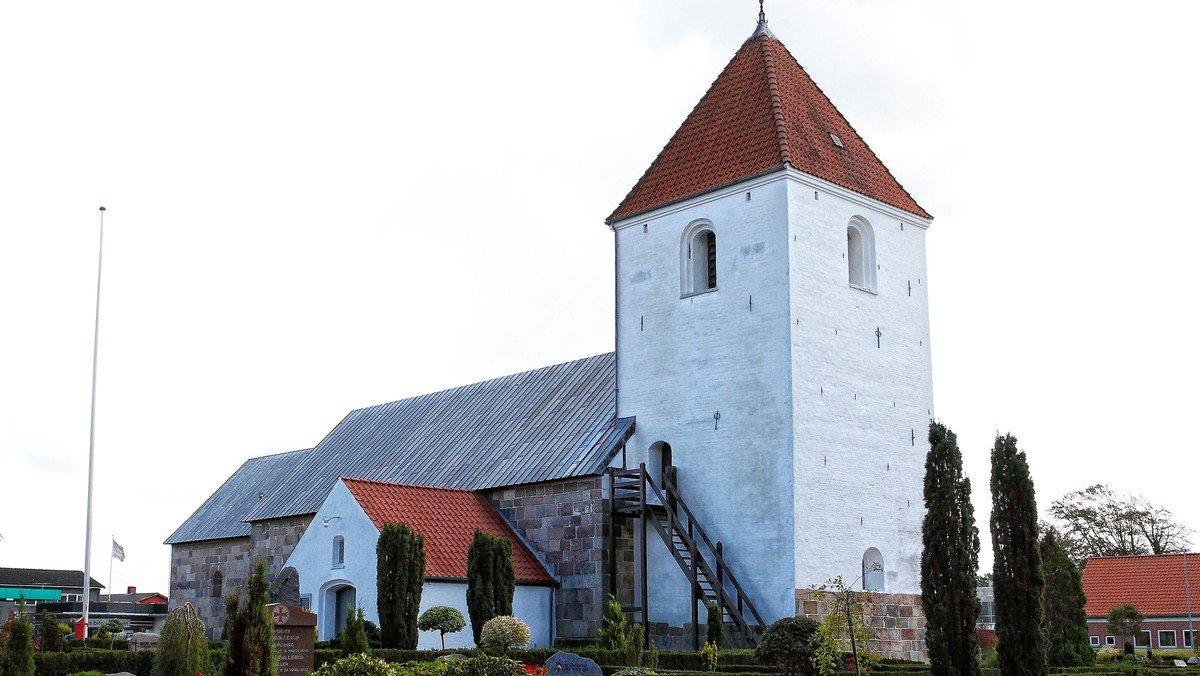 Farsø Kirke. Konfirmation