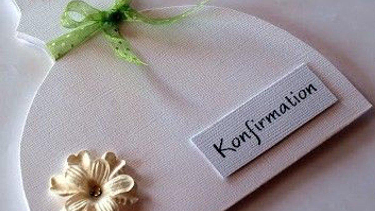 Konfirmation Privatskolen ved Ulla Elvira Hermann