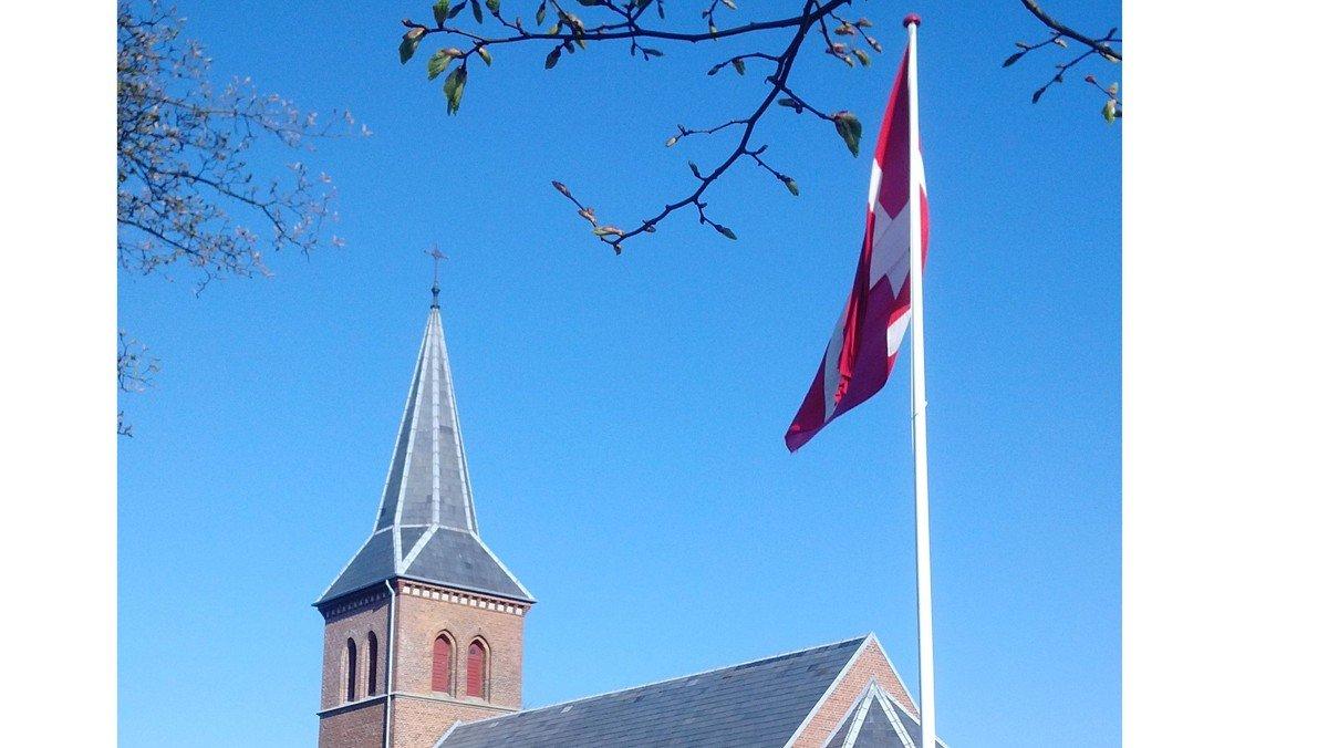 Konfirmation Brande Kirke