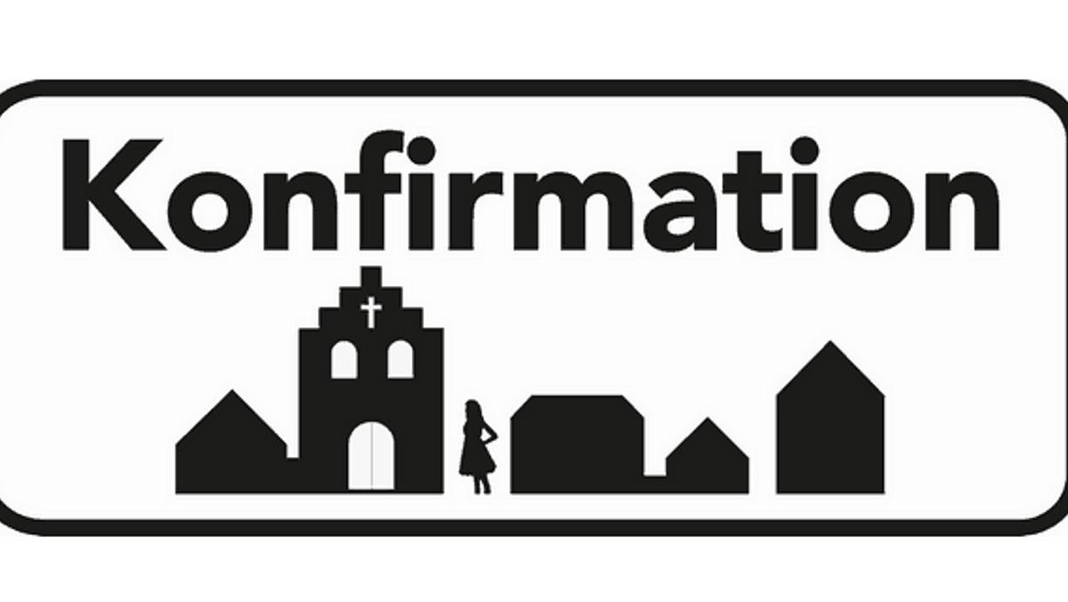 Konfirmation i Gjerrild Kirke