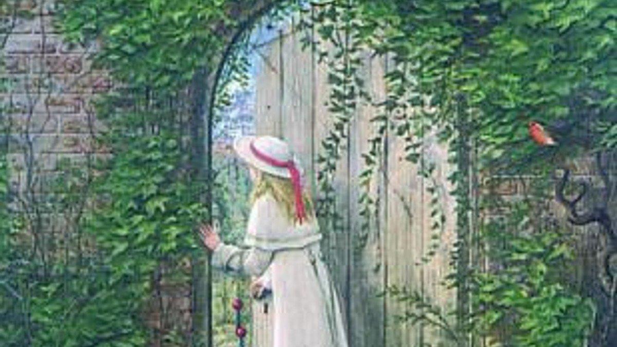 """Literaturvortrag  im HÖR-Saal: """"Der Geheime Garten"""""""
