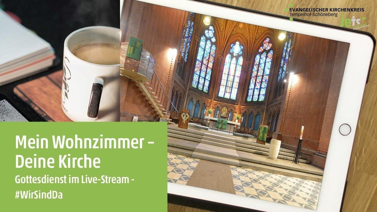 Gottesdienst als Livestream aus der Apostel-Paulus-Kirche: Judika - Schaffe mir Recht!