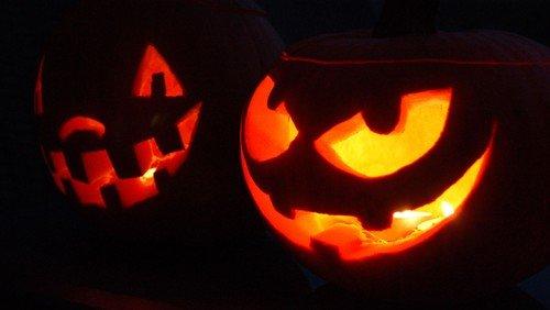 Halloween i Himmelev Kirke