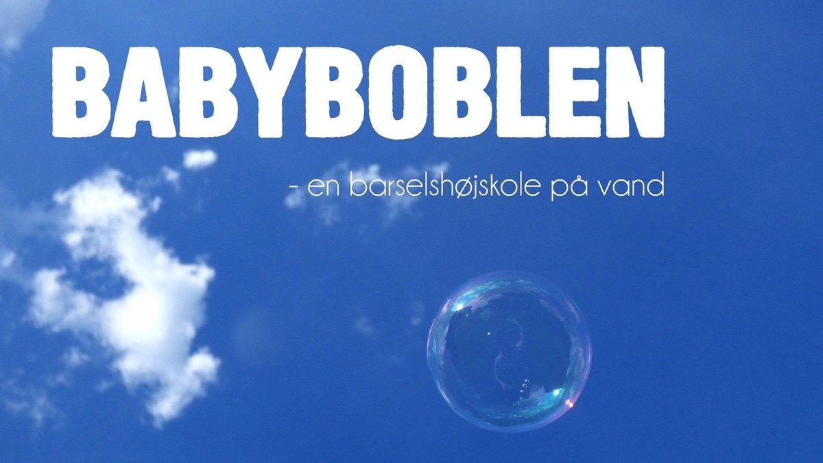 BabyBoblen - en barselshøjskole på vand (UDSOLGT)