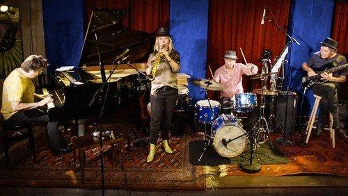 Kulturaften med The Betty Quartet.