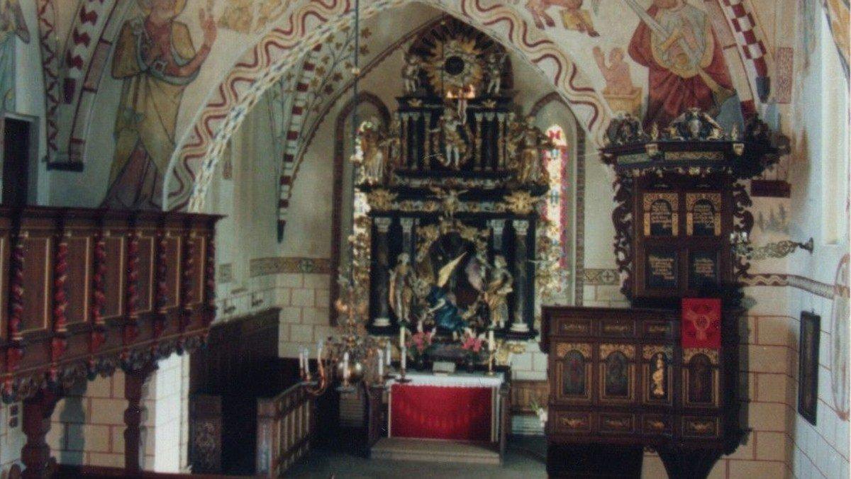 Erntedankgottesdienste in Sierksrade, Göldenitz, Berkenthin