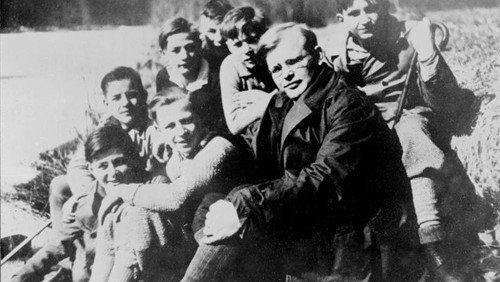 Lesung zum 75. Todestag Dietrich Bonhoeffers