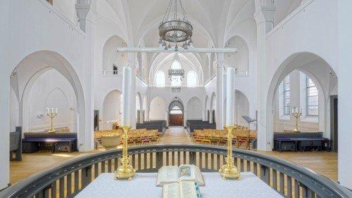 Gudstjeneste v. Pernille Vinge Karlsson