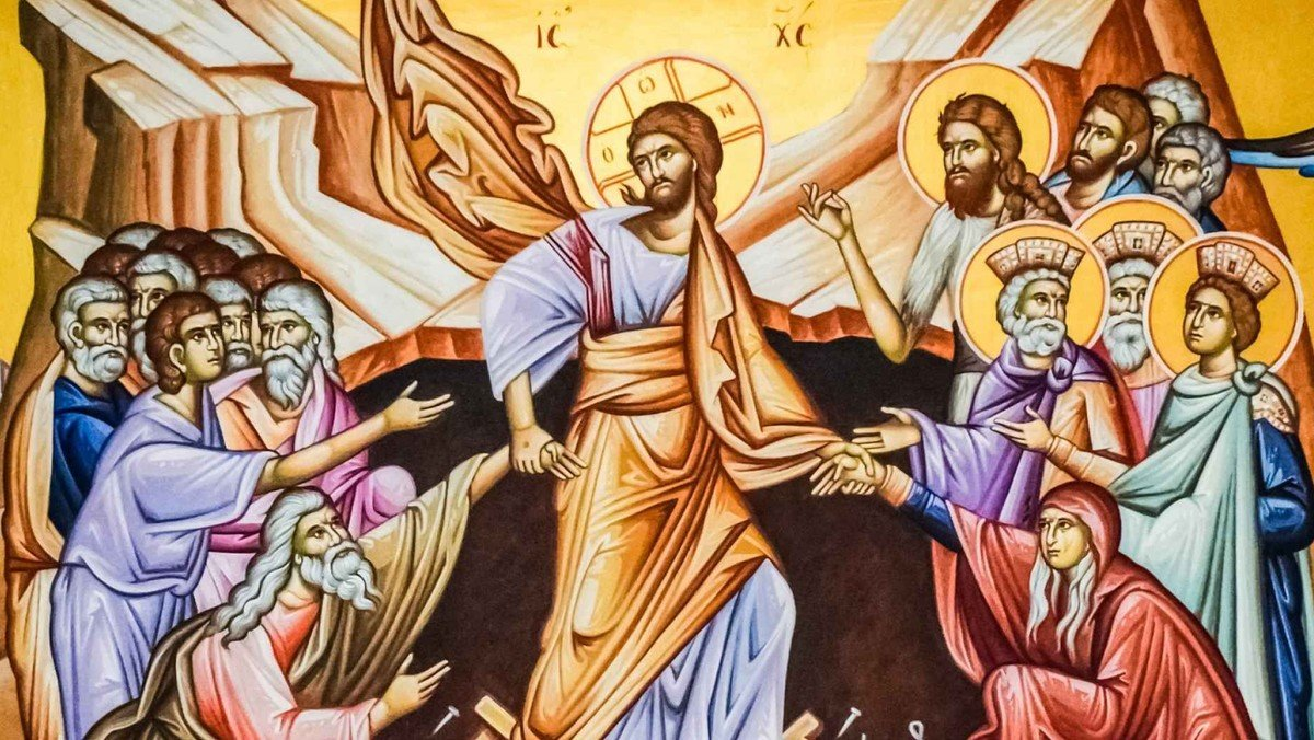 Påskedag, Matthæus 28,1-6 - PODCAST