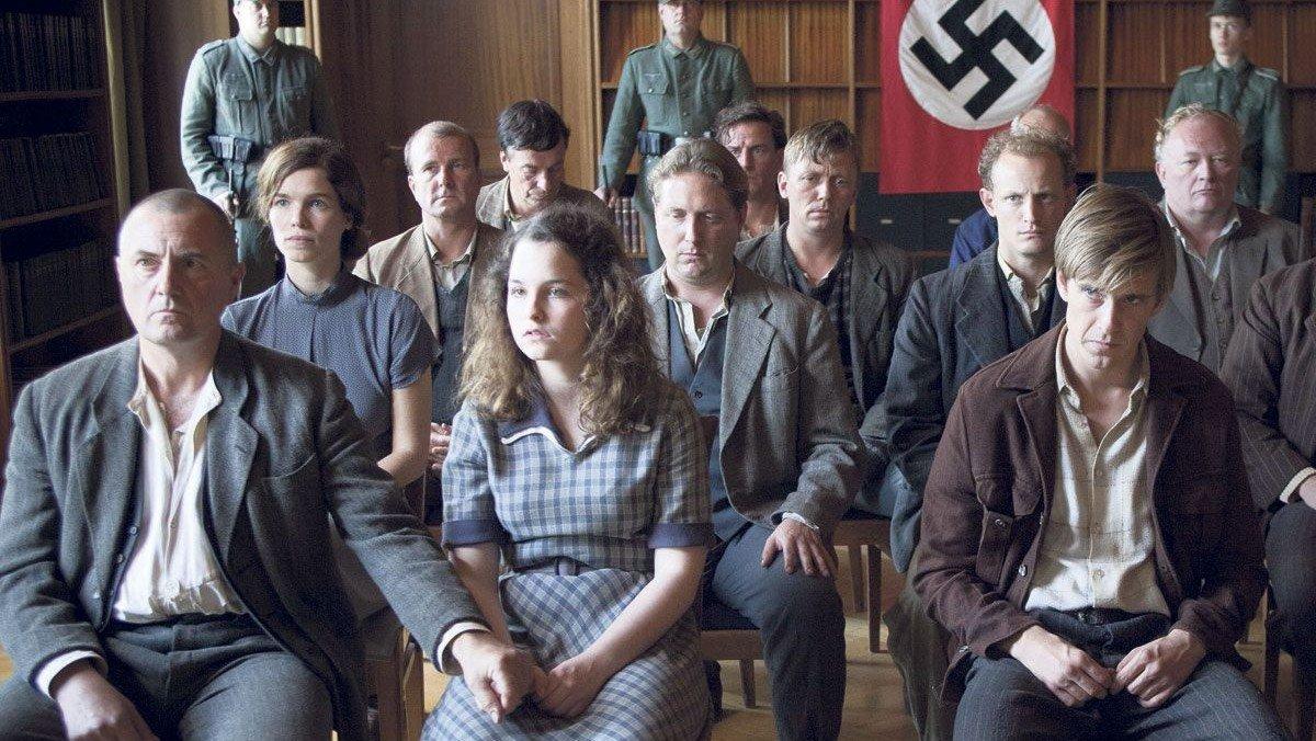 Filmklubaften - Hvidstengruppen