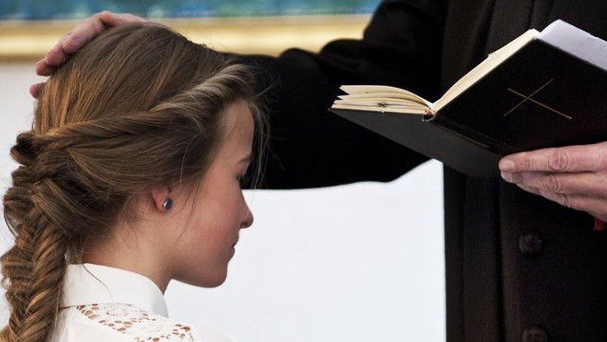 Konfirmation i Tune Kirke