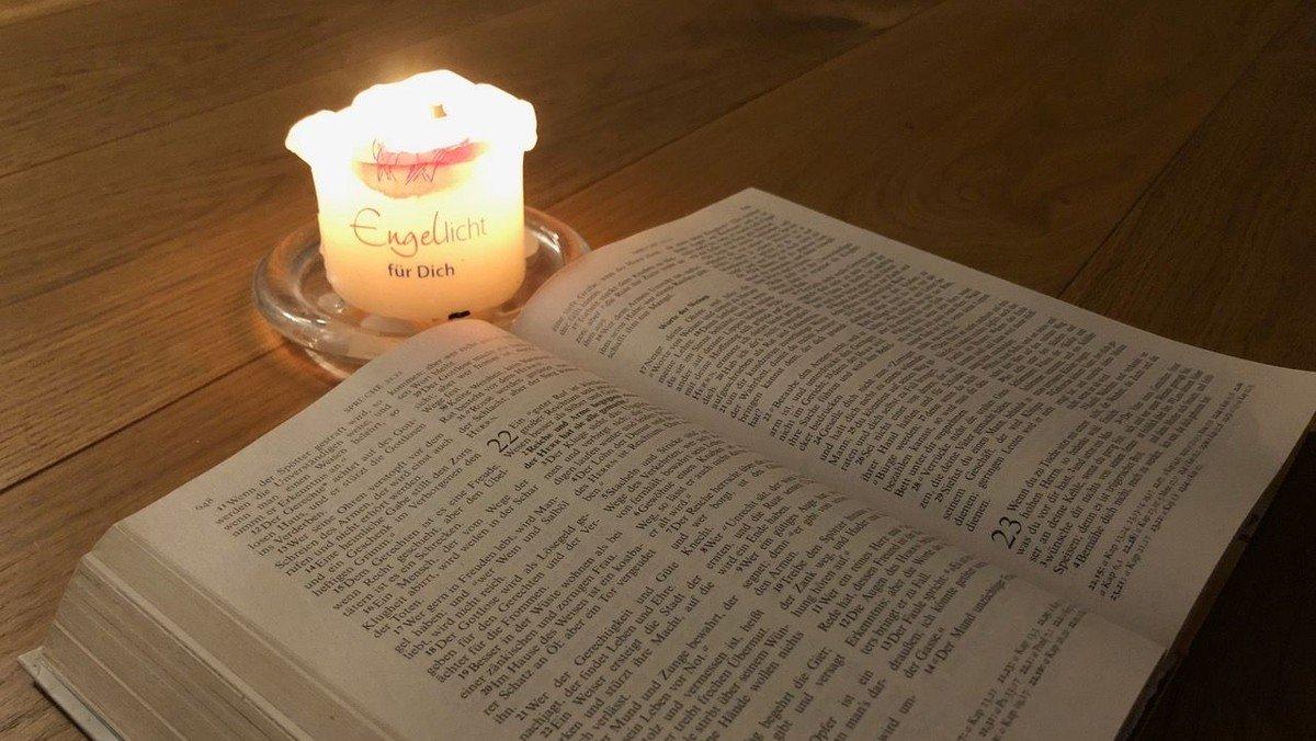 Bibelstunde in Schwedt