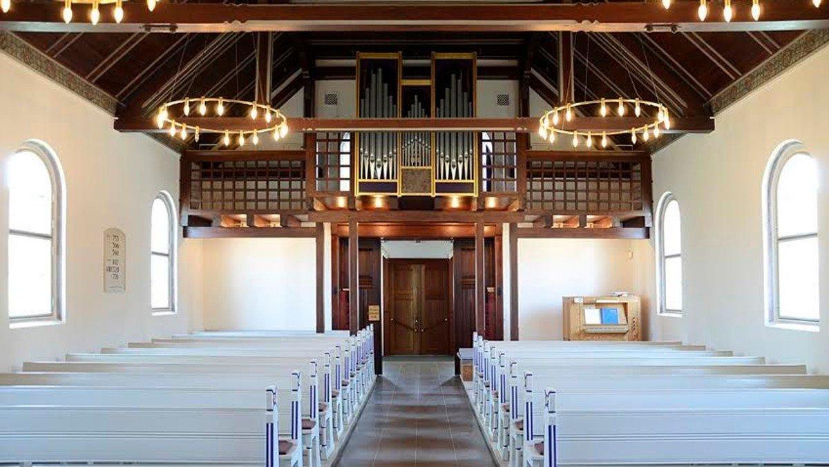 Søndag 20. - 15. s.e. Trinitatis