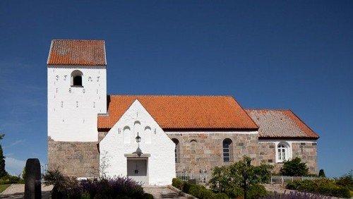 Høstgudstjeneste i Vive kirke