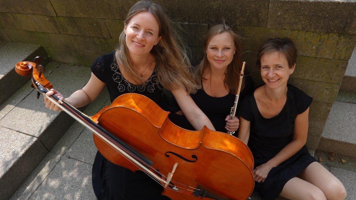 Café-koncert med Idun Trio
