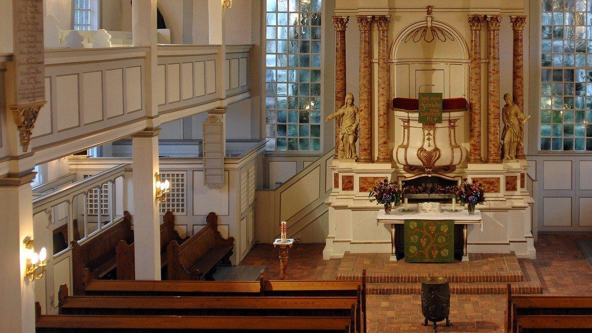 Gottesdienst, anschließend Mitgliederversammlung des Fördervereins der Kirche Nienstedten