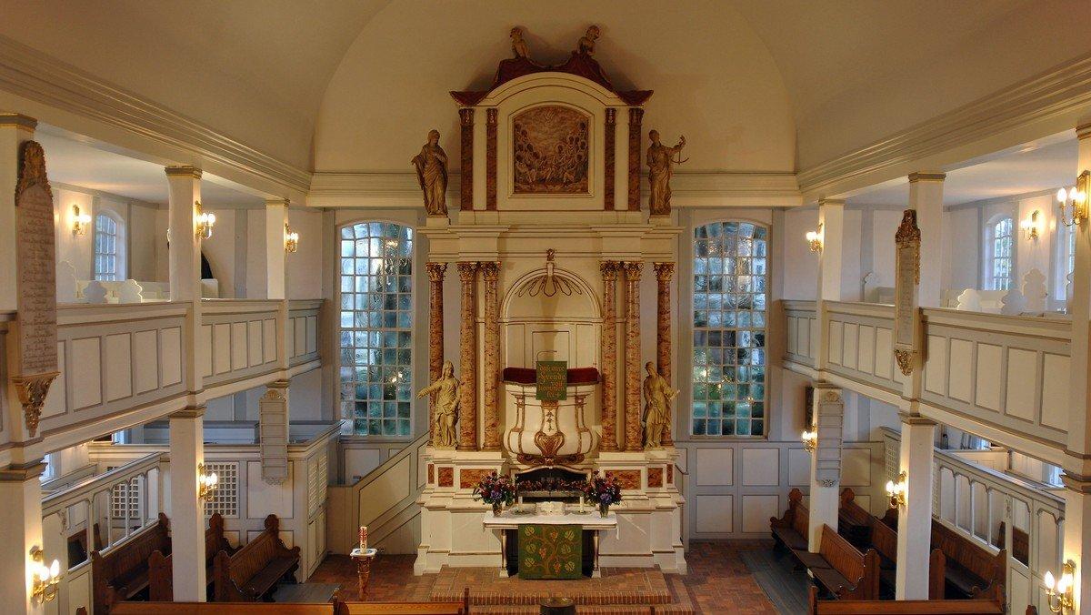 Gottesdienst mit anschließendem Kirchencafé