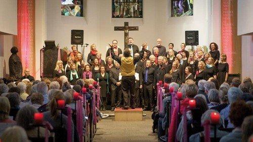 Weihnachts-Gospel-Gottesdienst