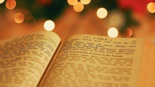 Gudstjeneste i Hadsund kirke - De ni læsninger