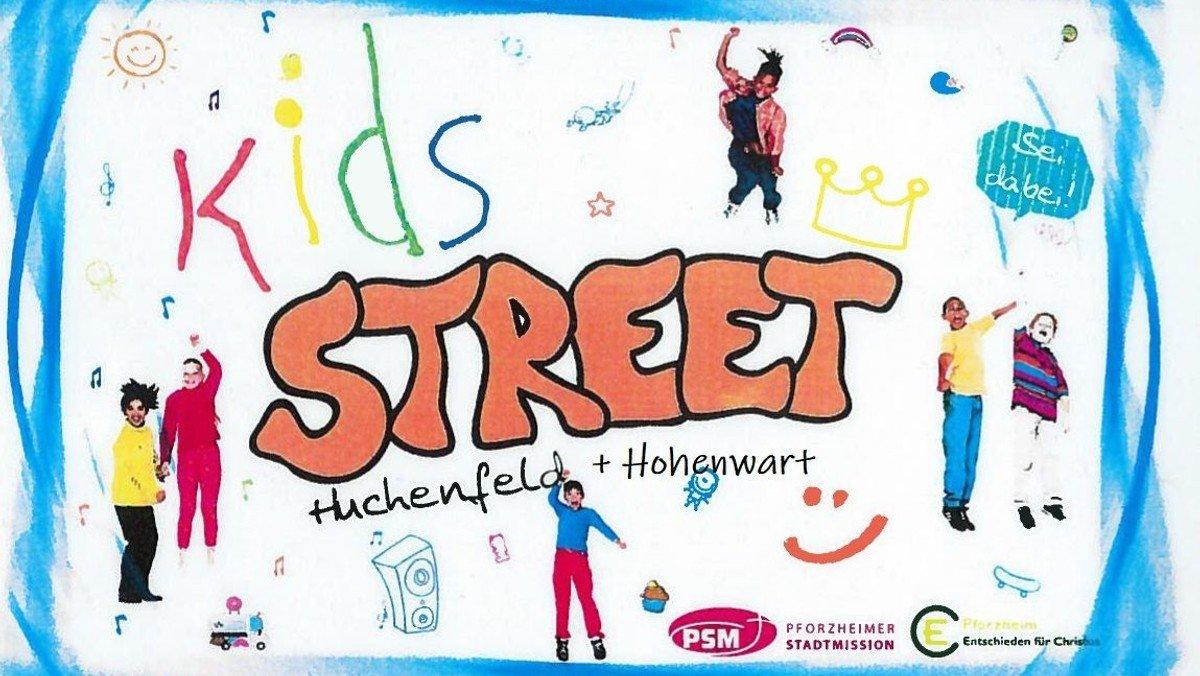 abgesagt - KidsStreet Hohenwart