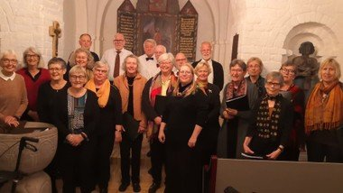 Julekoncert med Klokkerholm Koret i Ørum Kirke