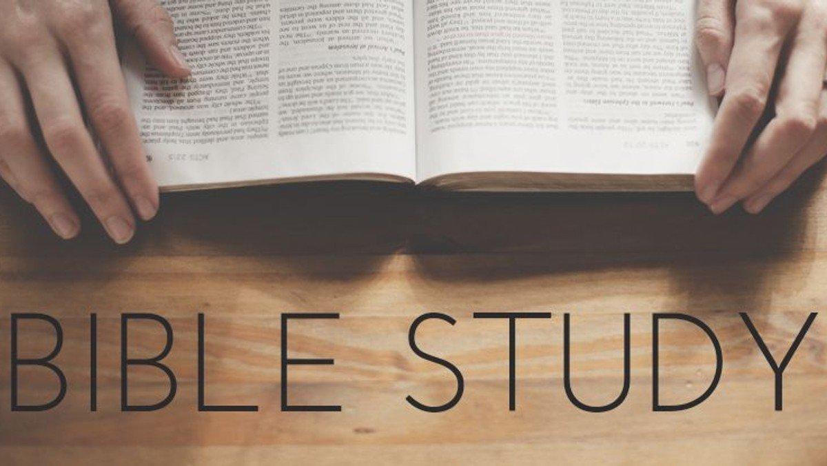 Bible Study via Zoom (copy)