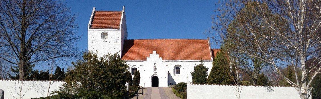 2. Pinsedag - gudstjeneste i Ågerup Kirke v. Detlef von Holst