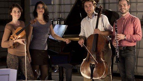Trio Peres Inesta - Rytterskolen.
